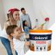 Латексна акрилова фарба Dekoral Akrylit W 1л