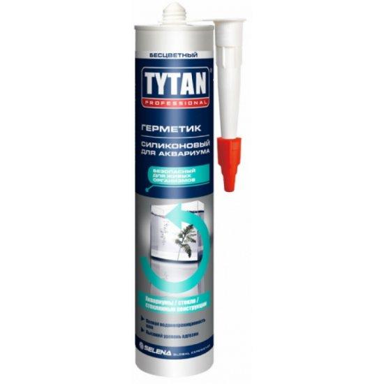 Tytan Professional Силікон для Акваріумів і скла 310 мл безкольоровий