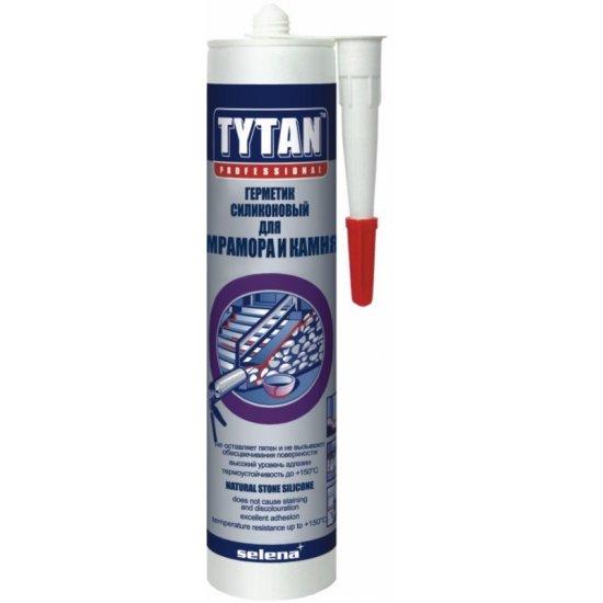 Tytan Cилікон для мармуру та камню 310 мл безколірний