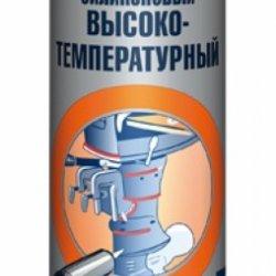 Tytan Високотемпературний cилікон 310мл червоний