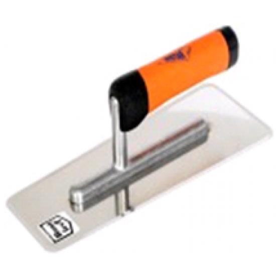 Терка WoffMann нержавіюча венеціанська ручка гумова 240 мм