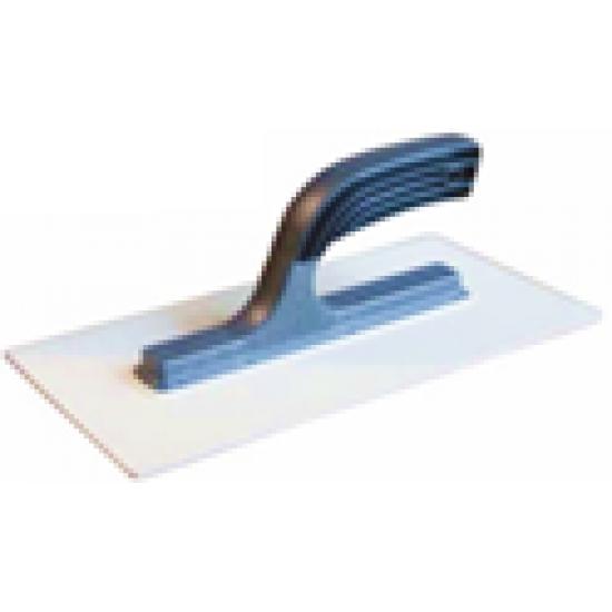Терка з пластику короїд відкрита ручка ABS 2,7 мм 130х270 WoffMann