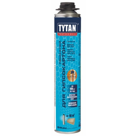 Tytan Піно-клей для гіпсокартону 840 мл