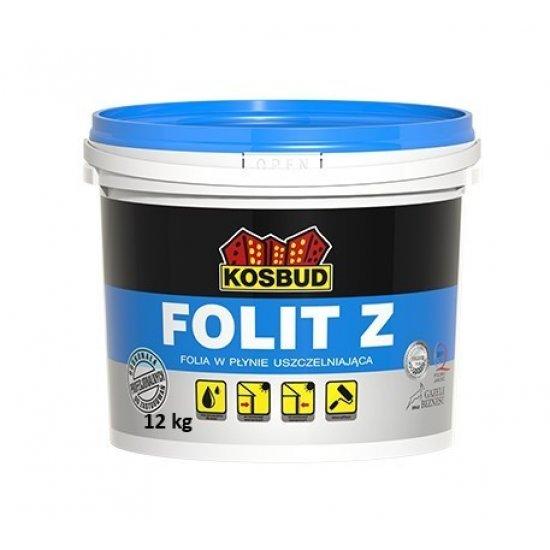 Наружна гідроізоляційна плівка, KOSBUD FOLIT-Z, 4 кг