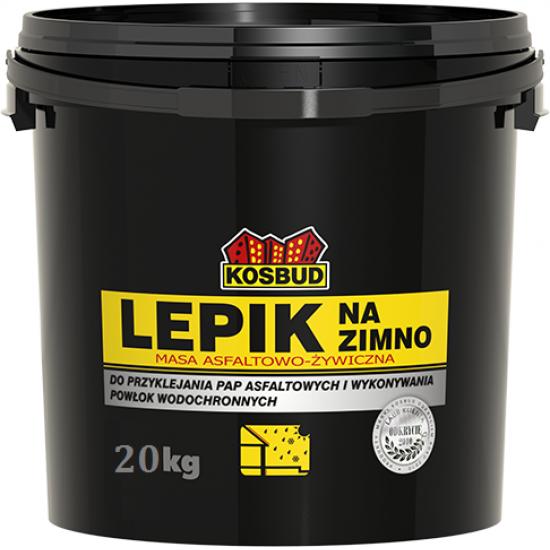Холодний клей, KOSBUD LEPIK, 20 кг