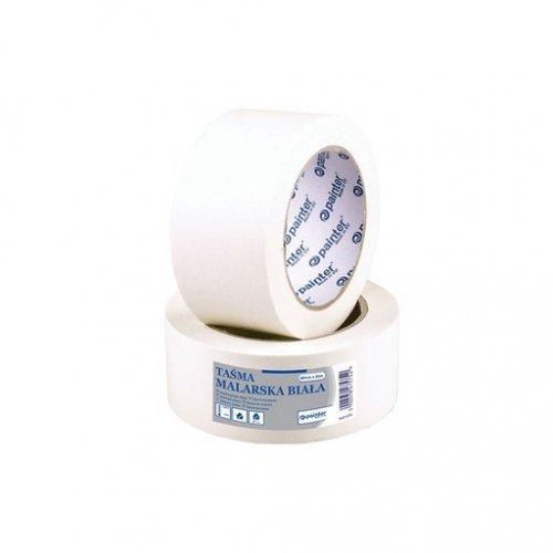 Painter стрічка малярна біла, преміум 38мм*50 (TAS1574)