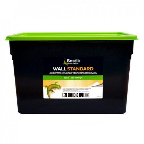 Bostik Wall Standard клей для склохолста і флізеліну, 15 л