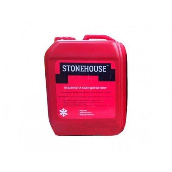 STONEHOUSE будівельна хімія для бетону, 10 л
