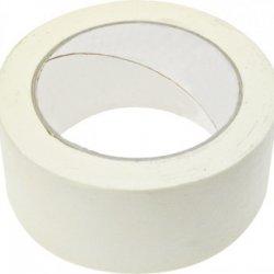 Стрічка малярна штукатурна біла 7- денна OSTERO 48мм* 50м