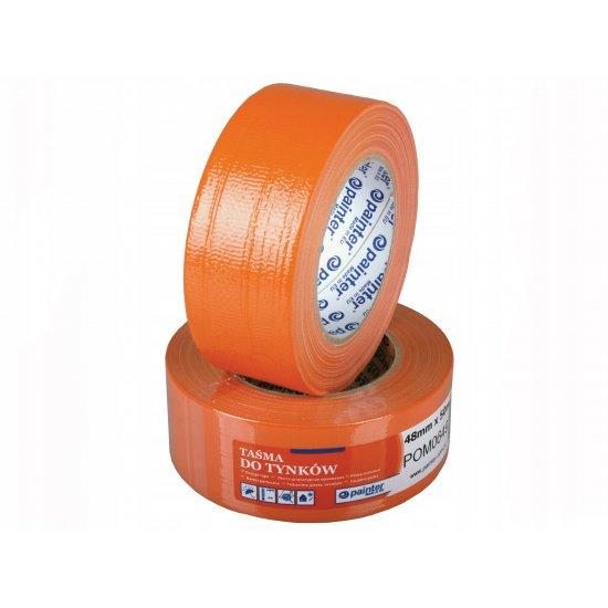 Painter стрічка для штукатурки помаранчева 48мм*20м (POM0637)