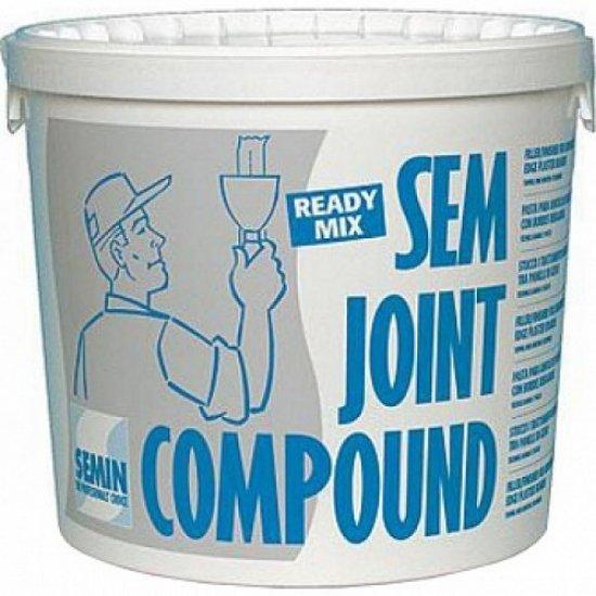 Semin SEM JOINT COMPOUND Шпаклівка готова, 25 кг