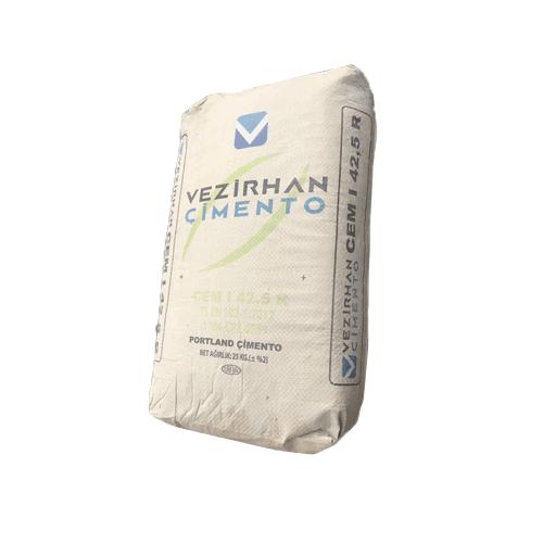 Турецький цемент Vezirhan М-550 СЕМ I 42,5 R, 64 шт/бег