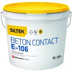 Siltek E-106 Beton Contact Ґрунтівка адгезійна (10 л)