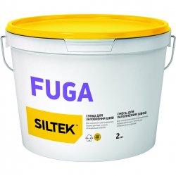 Siltek Fuga Суміш для заповнення швів, колір білий (2 кг)