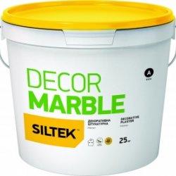 """Siltek Decor Marble Штукатурка декоративна """"природний мармур"""" (зерно 1,1мм), 25 кг"""