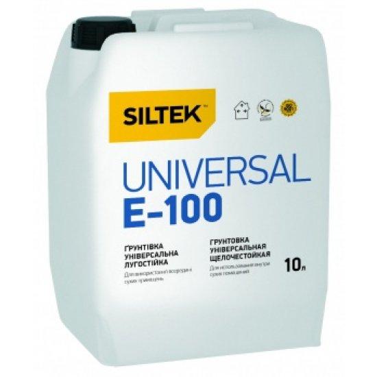 SILTEK Universal Е-100 Ґрунтівка універсальна, 10л