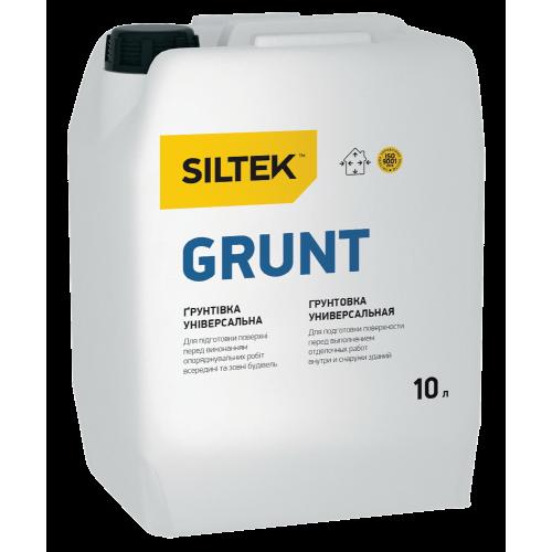 SILTEK GRUNT Ґрунтівка універсальна. 10л