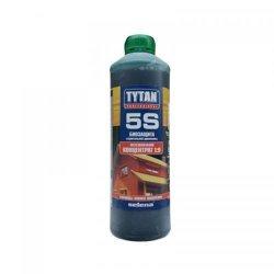 Tytan Деревозахисний засіб 5S МАКСІБІОЗАХИСТ 1л (концентрат) зелений